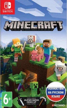 Minecraft: блочный мир