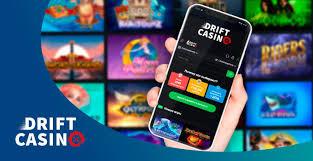 Мобильное приложение казино Дрифт. Скачать